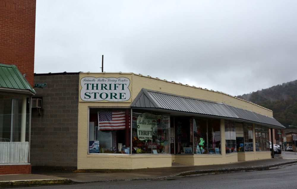 Greenbrier Better Living Center & Thrift Store: 521 W Main St, Ronceverte, WV