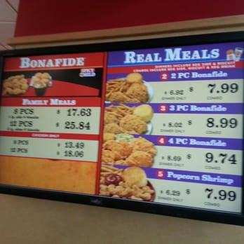Popeyes Louisiana Kitchen Food popeyes louisiana kitchen - 37 photos & 36 reviews - fast food - 1
