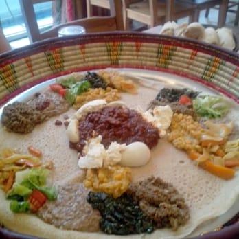 Restaurant Ethiopien Lyon Massena