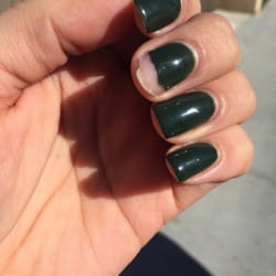 French tip nails spanish fort al