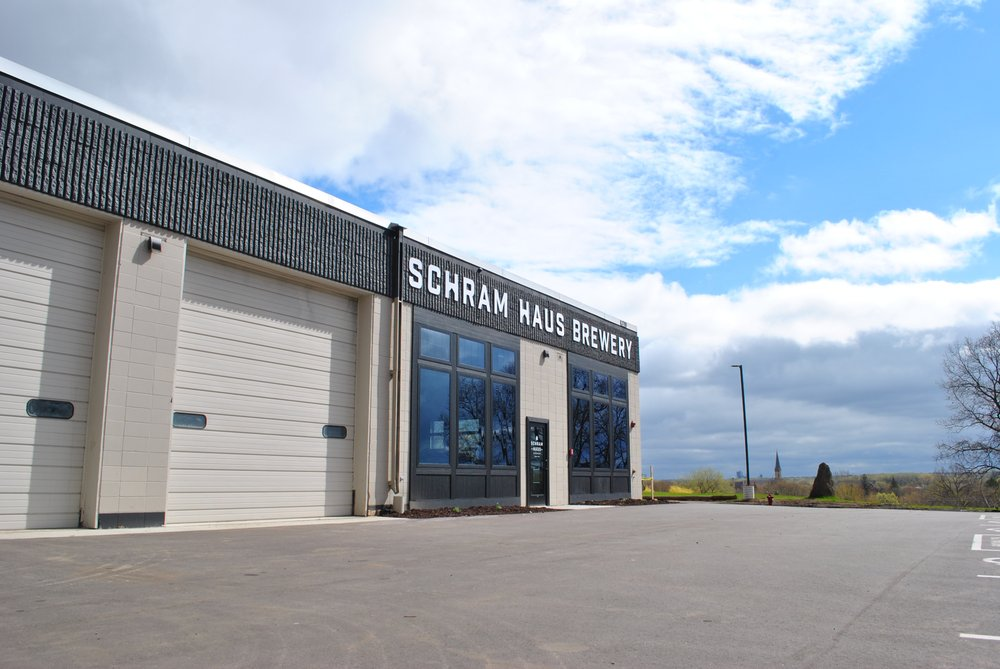 Schram Haus Brewery: 3700 Chaska Blvd, Chaska, MN