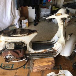 Frisco Vintage - Vespa Service & Repair - 13 Reviews - Motorcycle