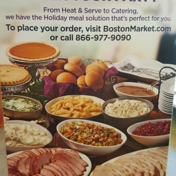 Boston Market feeds more than 300,000 Thanksgiving Day workers