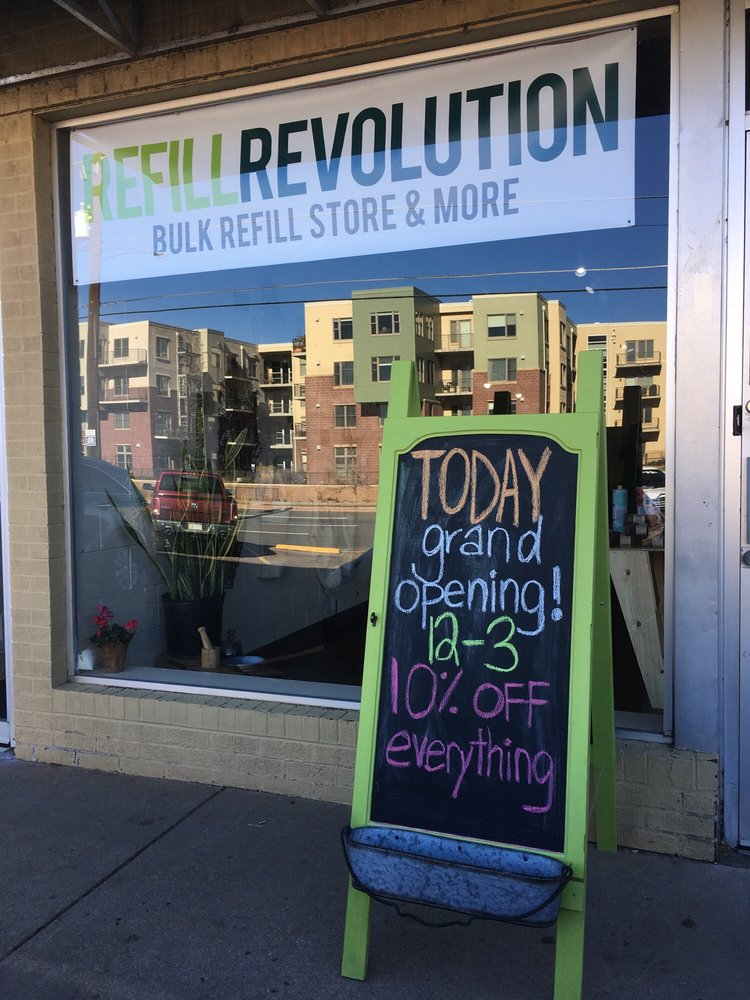 Refill Revolution - 12 Reviews - Kitchen & Bath - 3350 Arapahoe Ave