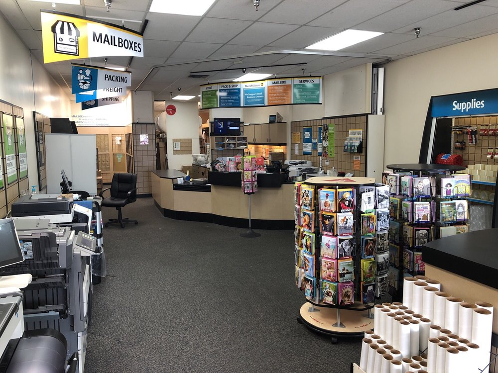 The UPS Store: 6742 Forest Hill Blvd, West Palm Beach, FL