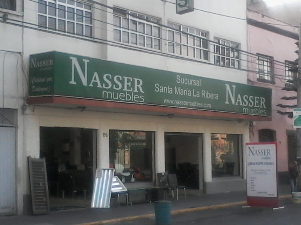 Muebles nasser negozi d 39 arredamento calle eligio for Negozi arredamento ancona