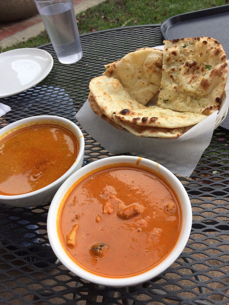 Food from New Delhi Bistro