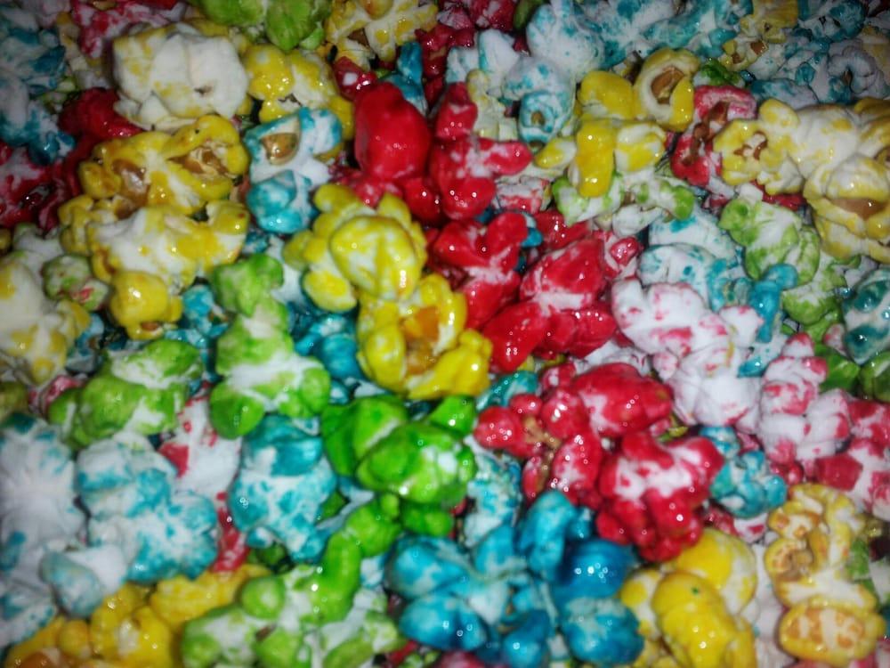 Mikiaya's Hawaiian Ice & Gourmet Popcorn