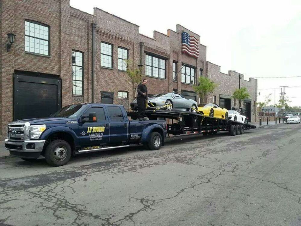 midnight tuning j e towing get quote car dealers 1263 s church st hazleton pa phone. Black Bedroom Furniture Sets. Home Design Ideas