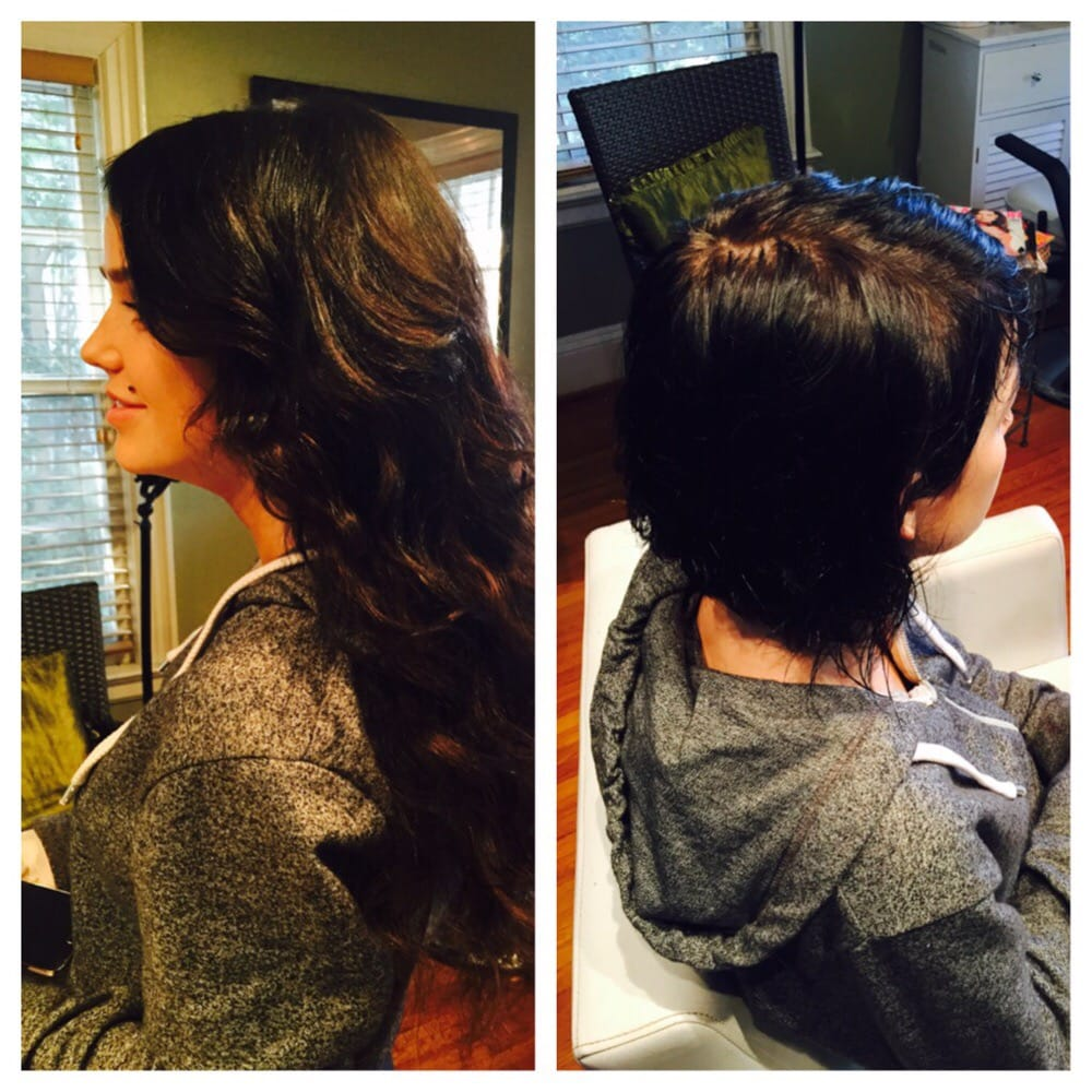 Before And After Hair Extensions Yelp
