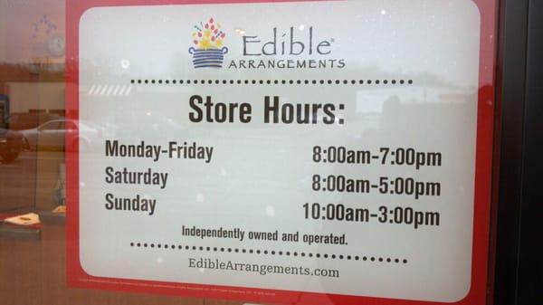 Edible Arrangements Gift Shops 923 N Wisner St