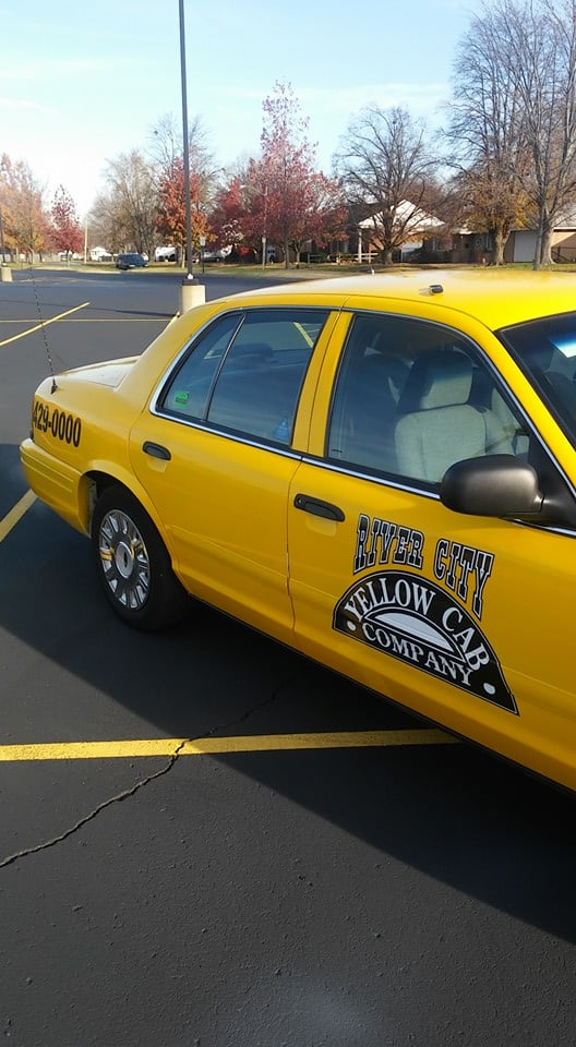 River City Yellow Cab: 1027 E Virginia St, Evansville, IN