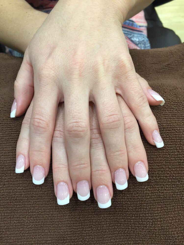 SNS nails French dip! - Yelp