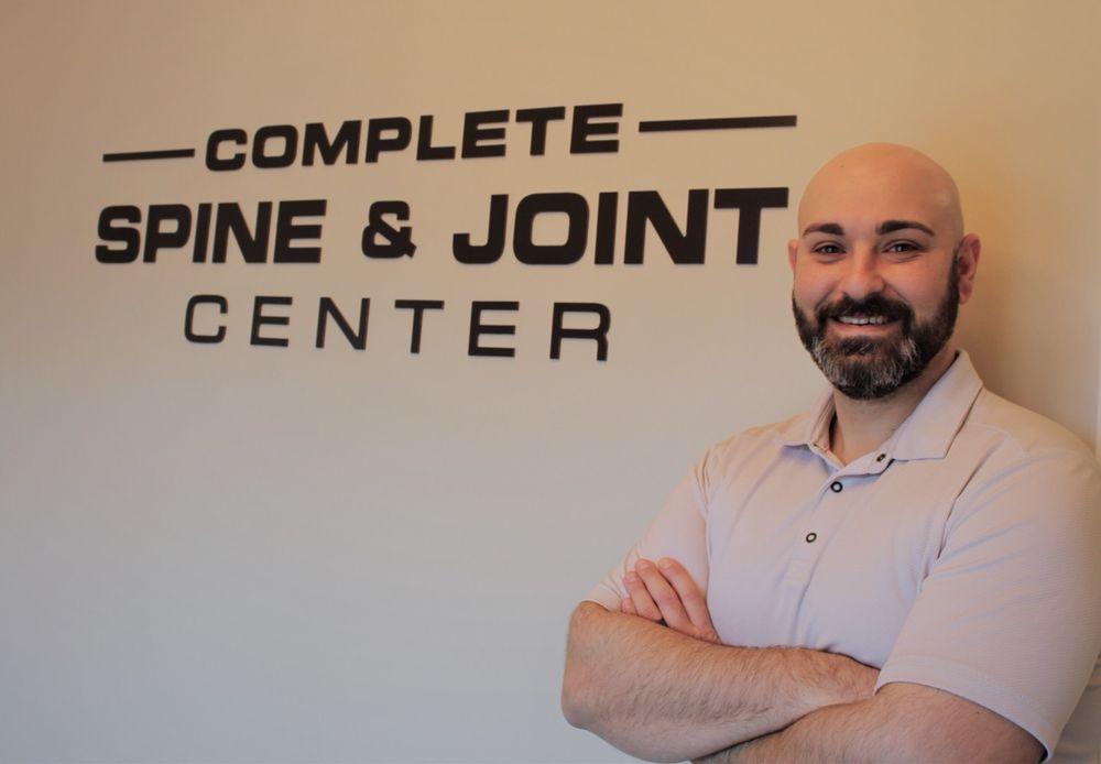 Complete Spine & Joint Center: 1638 E Lincoln, Royal Oak, MI