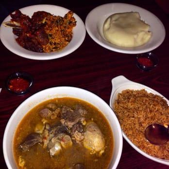 Mina\'s Kitchen - 14 Photos & 26 Reviews - African - 5439 Memorial ...