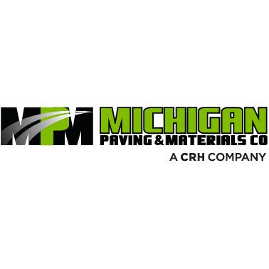 Michigan Paving & Materials logo