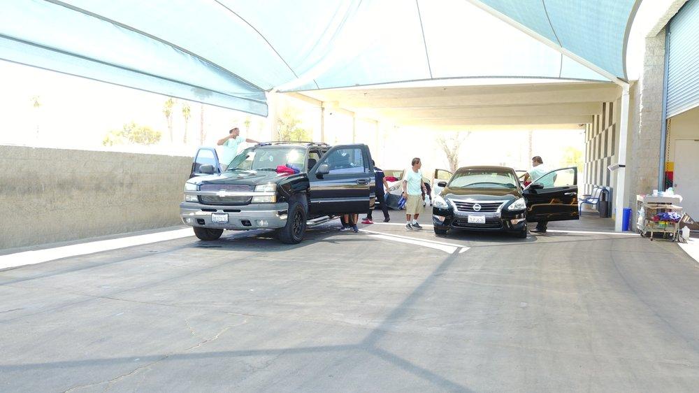 Harv S Car Wash Palm Desert