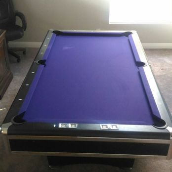 Vegas Pool Table Movers Movers Rainbow Southwest Las - Electronic pool table