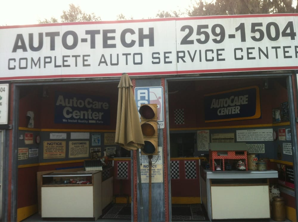 Auto Tech: 6974 E Mt Vernon St, Glen Saint Mary, FL