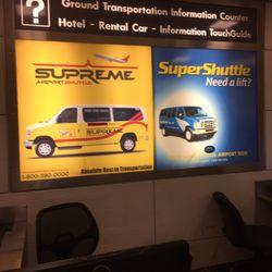 Photo Of Supreme Airport Shuttle Arlington Va United States Show Shut This