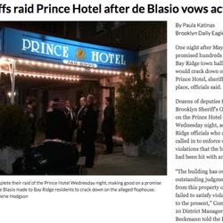 Photo Of Prince Hotel Brooklyn Ny United States The Raided