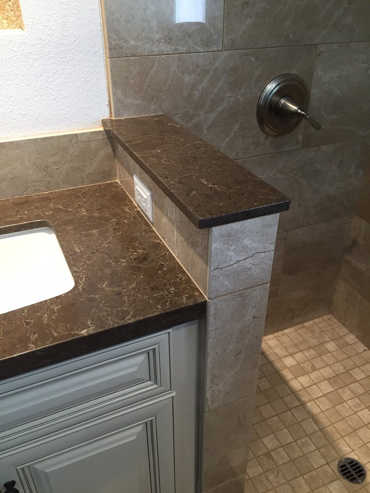 Photo Of Trinidad Tile And Granite   La Habra, CA, United States. Custom