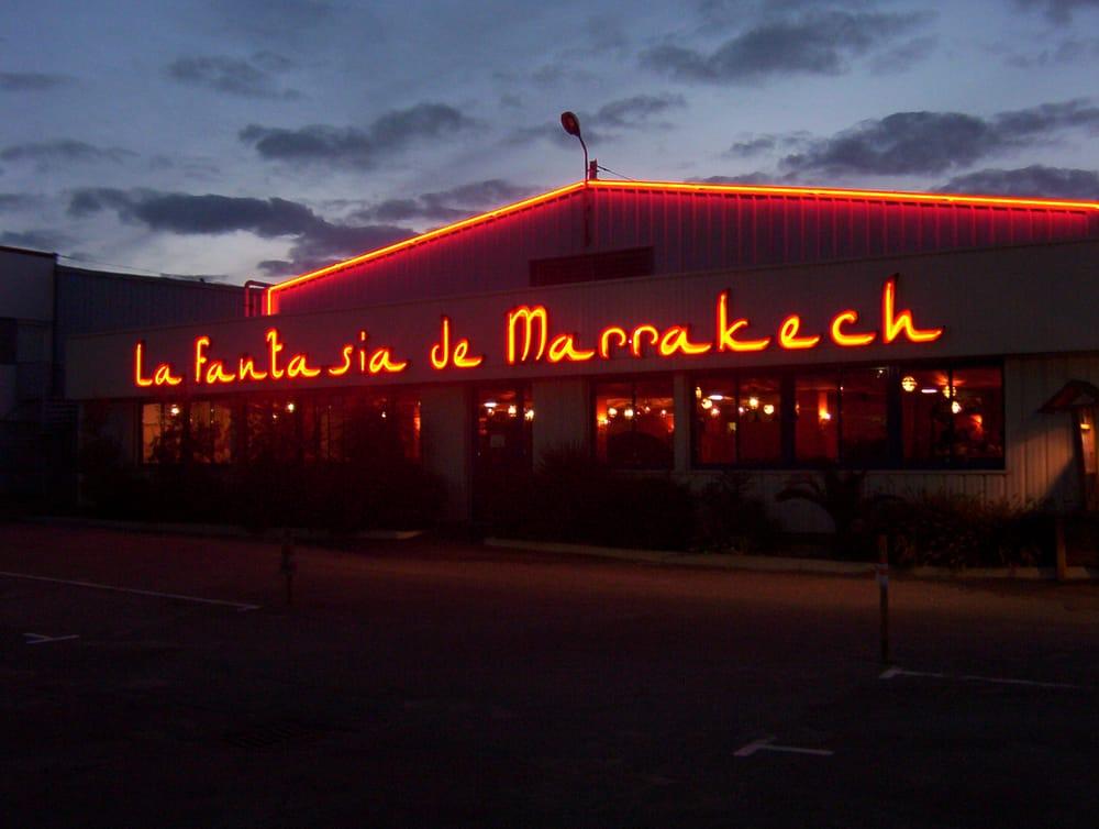 la fantasia de marrakech restaurants 332 boulevard. Black Bedroom Furniture Sets. Home Design Ideas