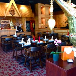 Photo Of Folsom Thai Cuisine   Folsom, CA, United States. Dining Area ...