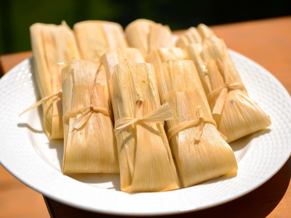 Outlaw Tamales: 302 N Santa Claus Ln, North Pole, AK