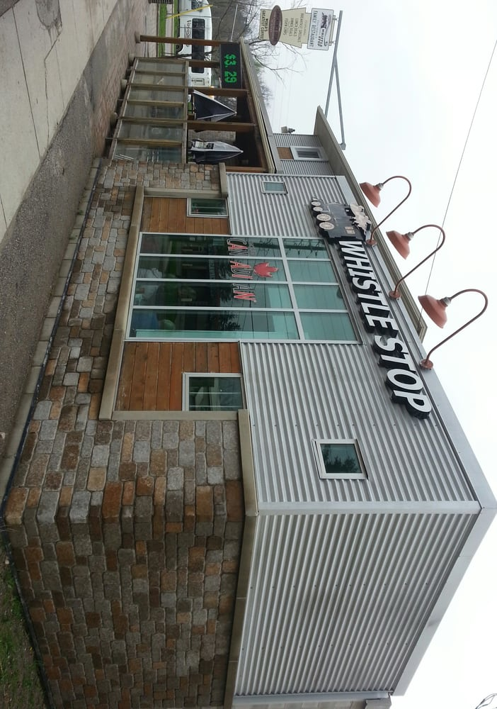 Whistle Stop Variety & Grill