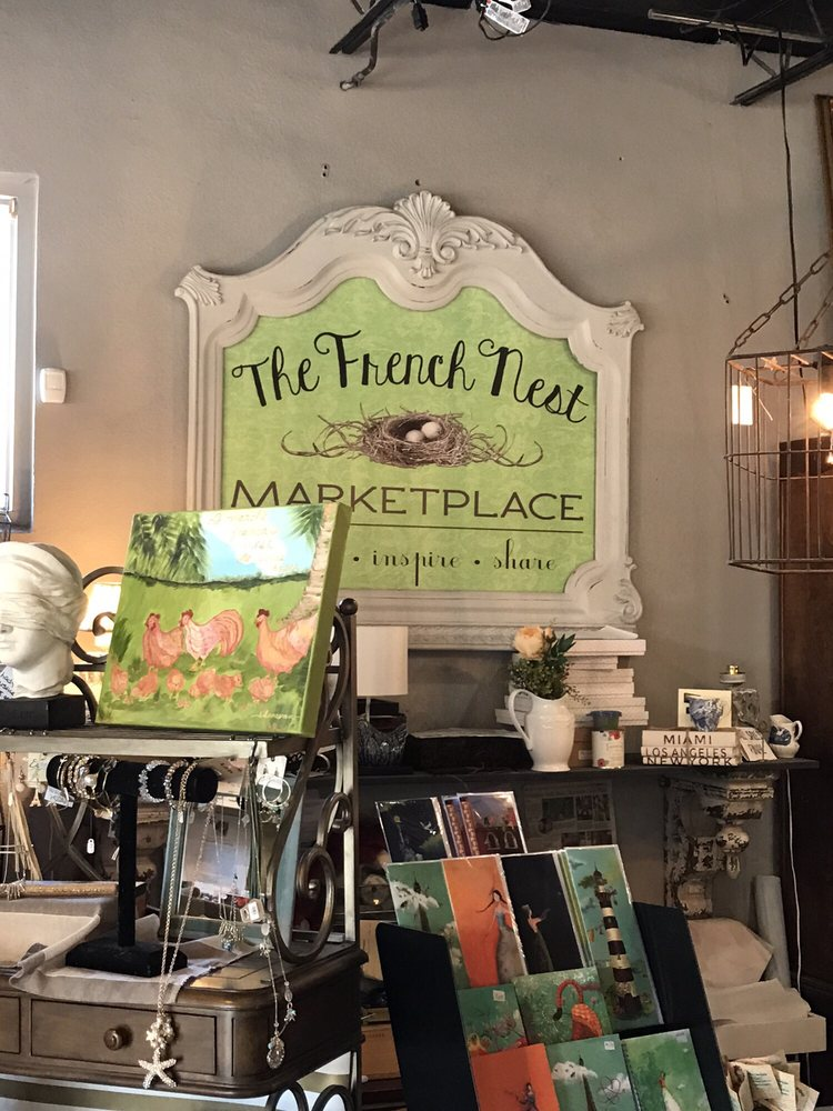 The French Nest Marketplace: 556 Clearwater Largo Rd N, Largo, FL