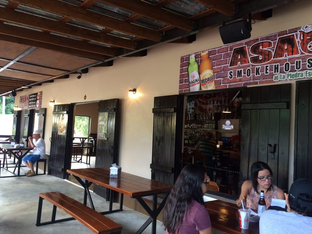 Asao Smokehouse: Carretera 144 Km. 7.3, Ciales, PR