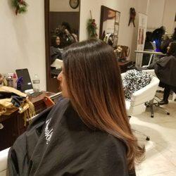 Photo Of Blondi S Hair Salon New York Ny United States
