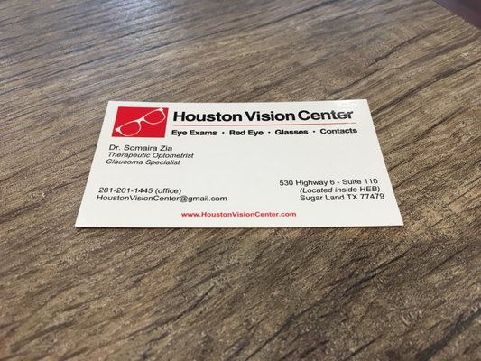 Houston vision center 530 hwy 6 sugar land tx opticians mapquest reheart Image collections