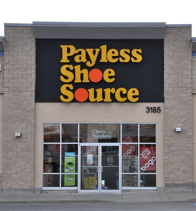Shoe Stores Courtenay
