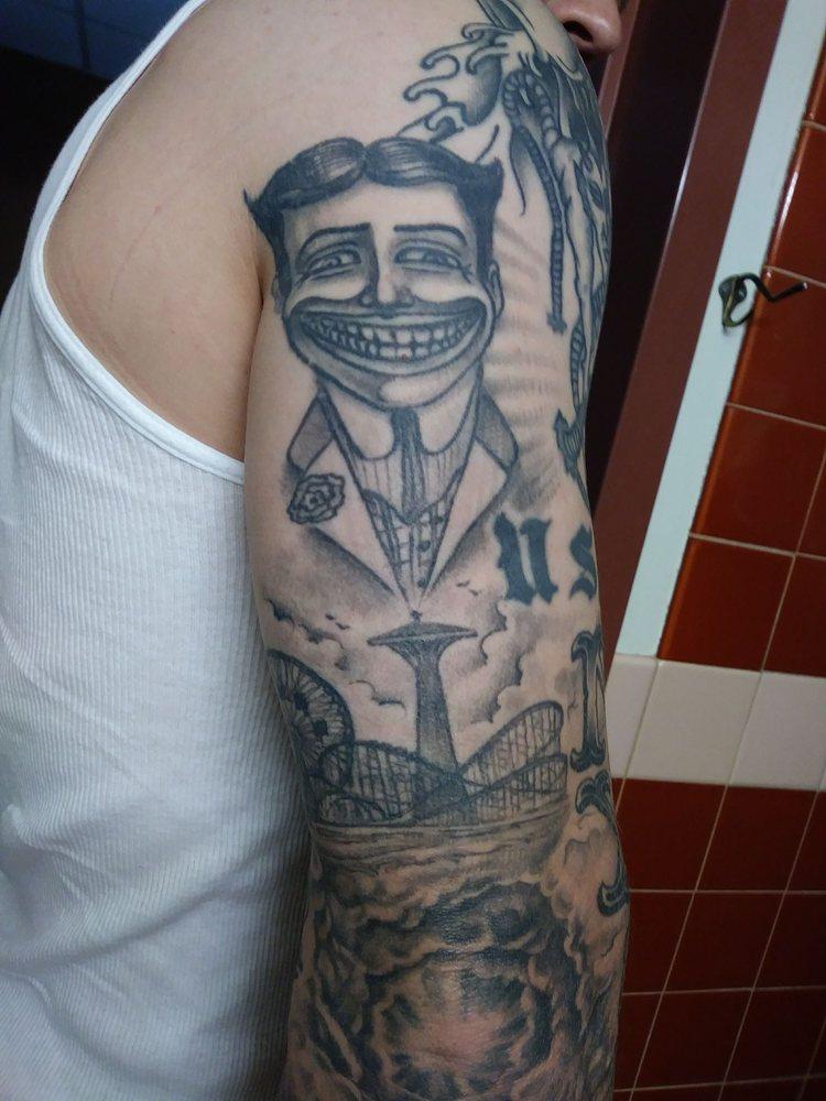 Tattoo Mania 53 Photos 76 Reviews Tattoo 8861 W Sunset Blvd