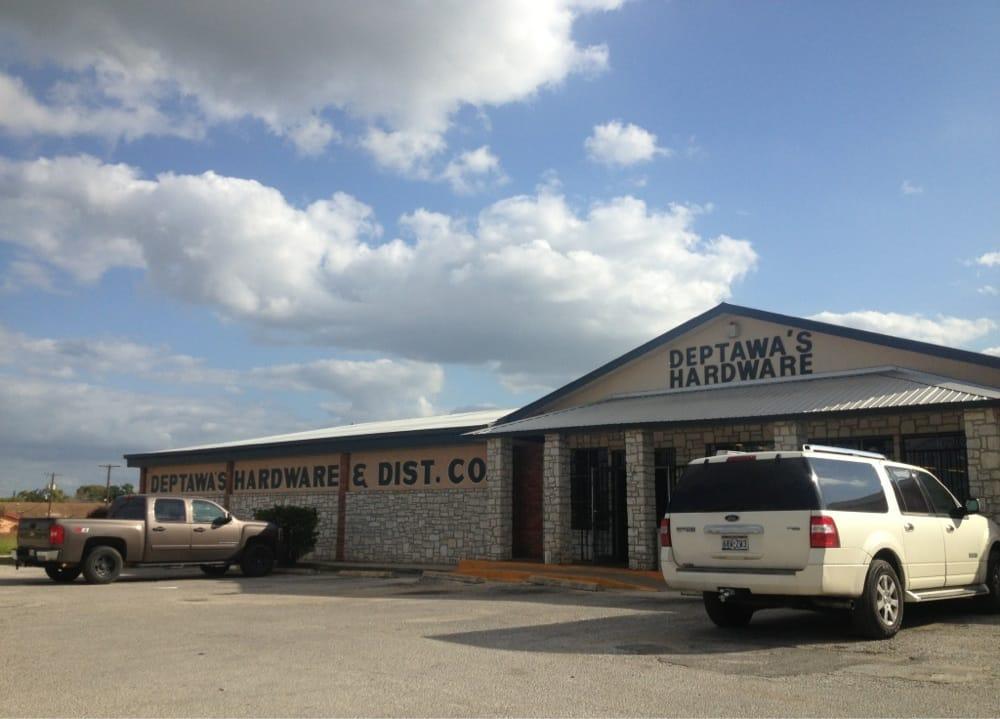 Deptawa's Hardware: 6750 US Highway 87 E, San Antonio, TX
