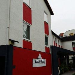 Stadt Hotel 14 Fotos Hotel Am Perfort 9 Bad Hersfeld Hessen