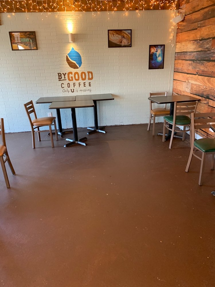 Social Spots from ByGood Coffee