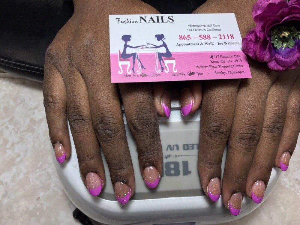 Fashion Nails - CLOSED - 13 Photos - Nail Salons - 4417 Kingston ...