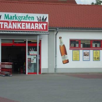 Markgrafen Getränkemarkt - Getränkemarkt - Berliner Str. 49 ...