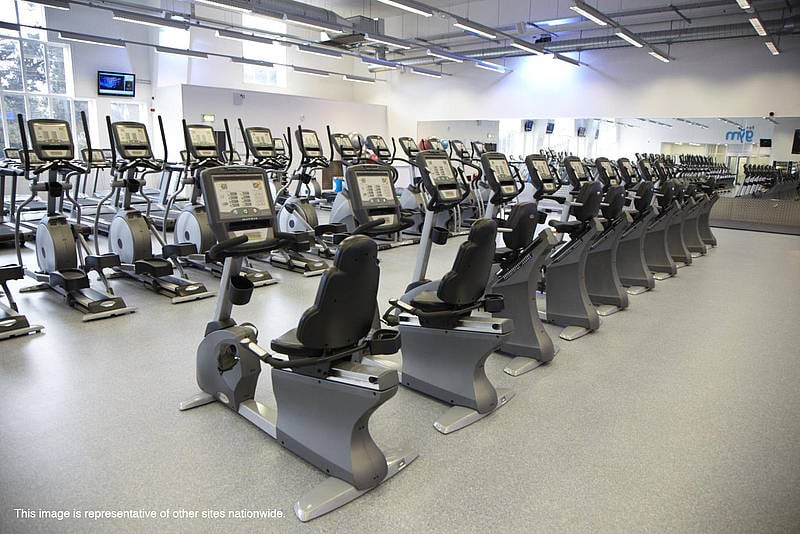 The gym hemel hempstead gyms jarman way