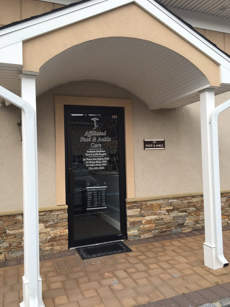 Affiliated Foot and Ankle Care: 1 Executive Dr, South Brunswick Township, NJ