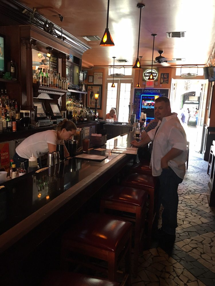 Finnegan's Easy: 717 St Peter St, New Orleans, LA
