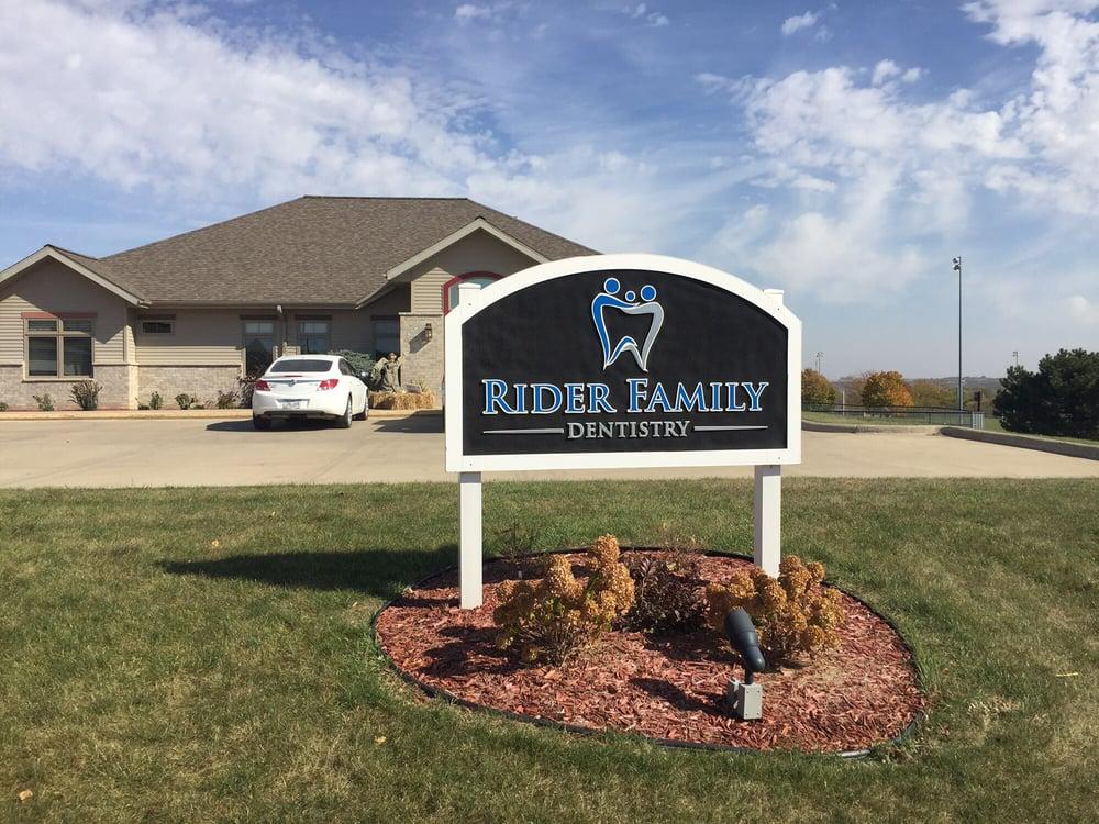 Rider Family Dentistry: 110 E Indian St, Cherokee, IA