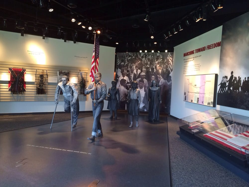 Lowndes County Interpretive Center: 7001 US Hwy 80 W, Montgomery, AL