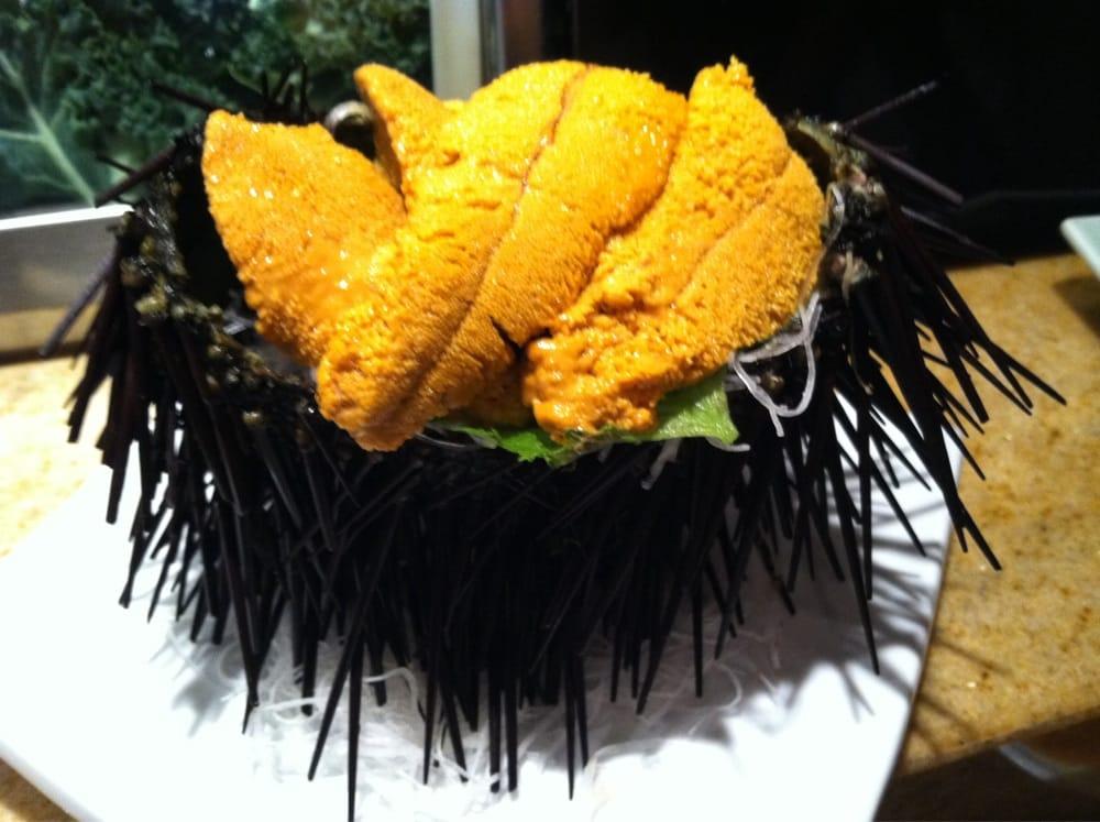 Fresh Uni Sashimi - Yelp