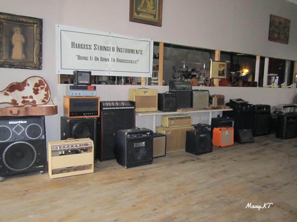 Hargiss Stringed Instruments