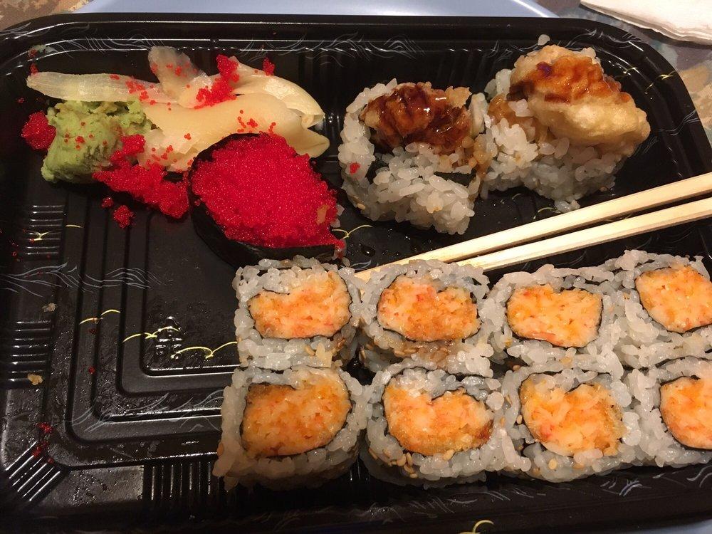 Volcano Japanese Cuisine: 423 Broadway, Bayonne, NJ