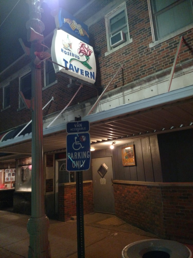 Rosebud Tavern: 127 N Sandusky Ave, Upper Sandusky, OH